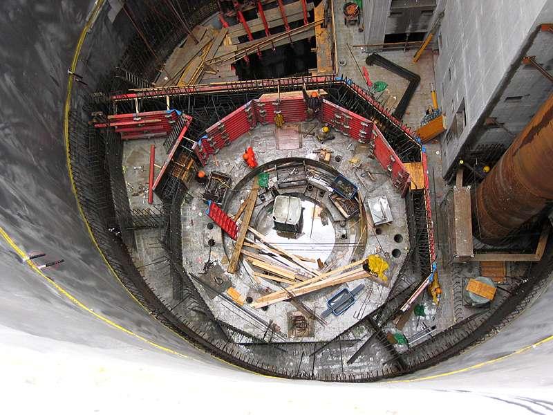 Vermessung: Präzise Ingenieurvermessung von Spezialbauwerken wie Kraftwerke, Stollen oder Tunnel